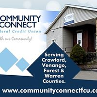 Image of Community Connect Federal Credit Union exterior