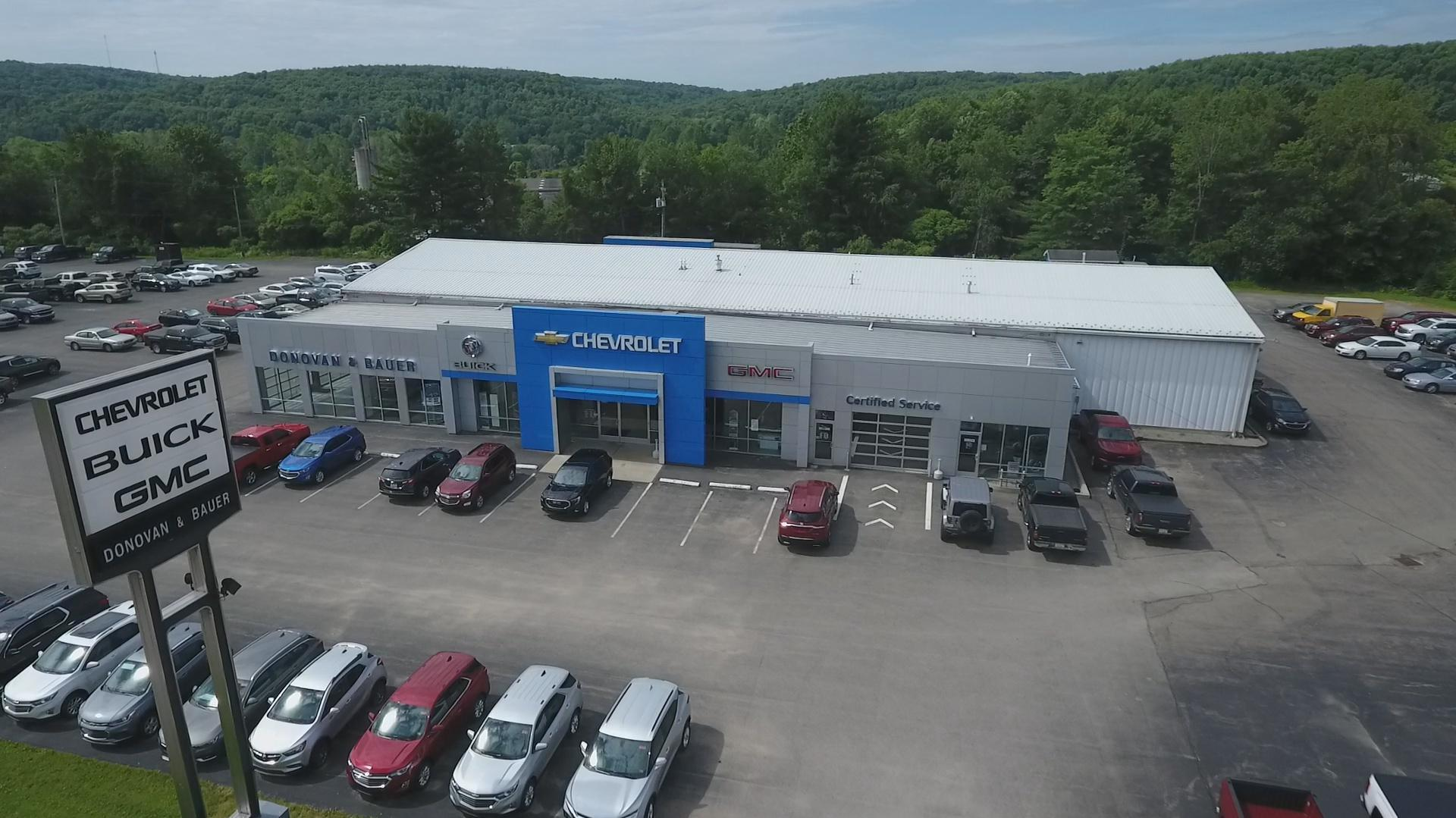 Donovan & Bauer Auto Group