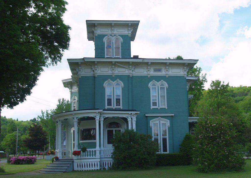Picture of Fertig House on E Main Street in Titusville, PA