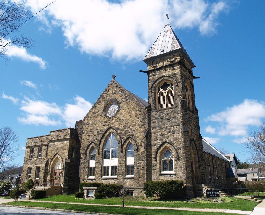 Picture of Titusville United Methodist Church in Titusville, PA