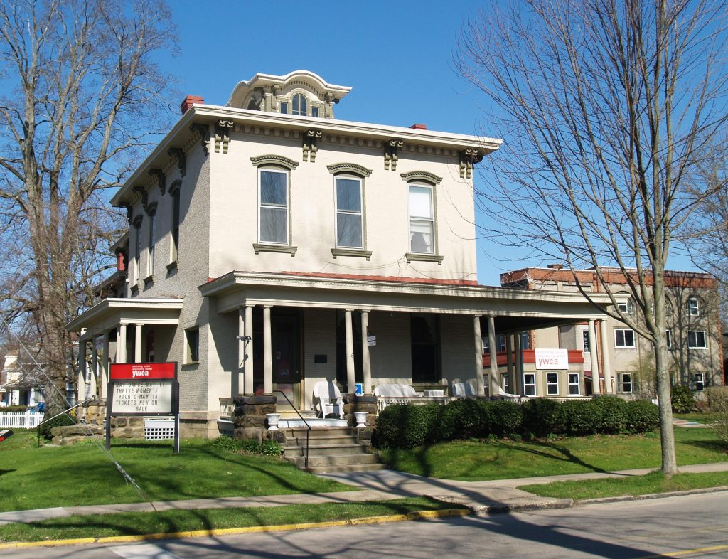 Picture of Hyde House on N Franklin Street in Titusville, PA