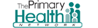 Image of Primary Health Network logo with green and black lettering on transparent background