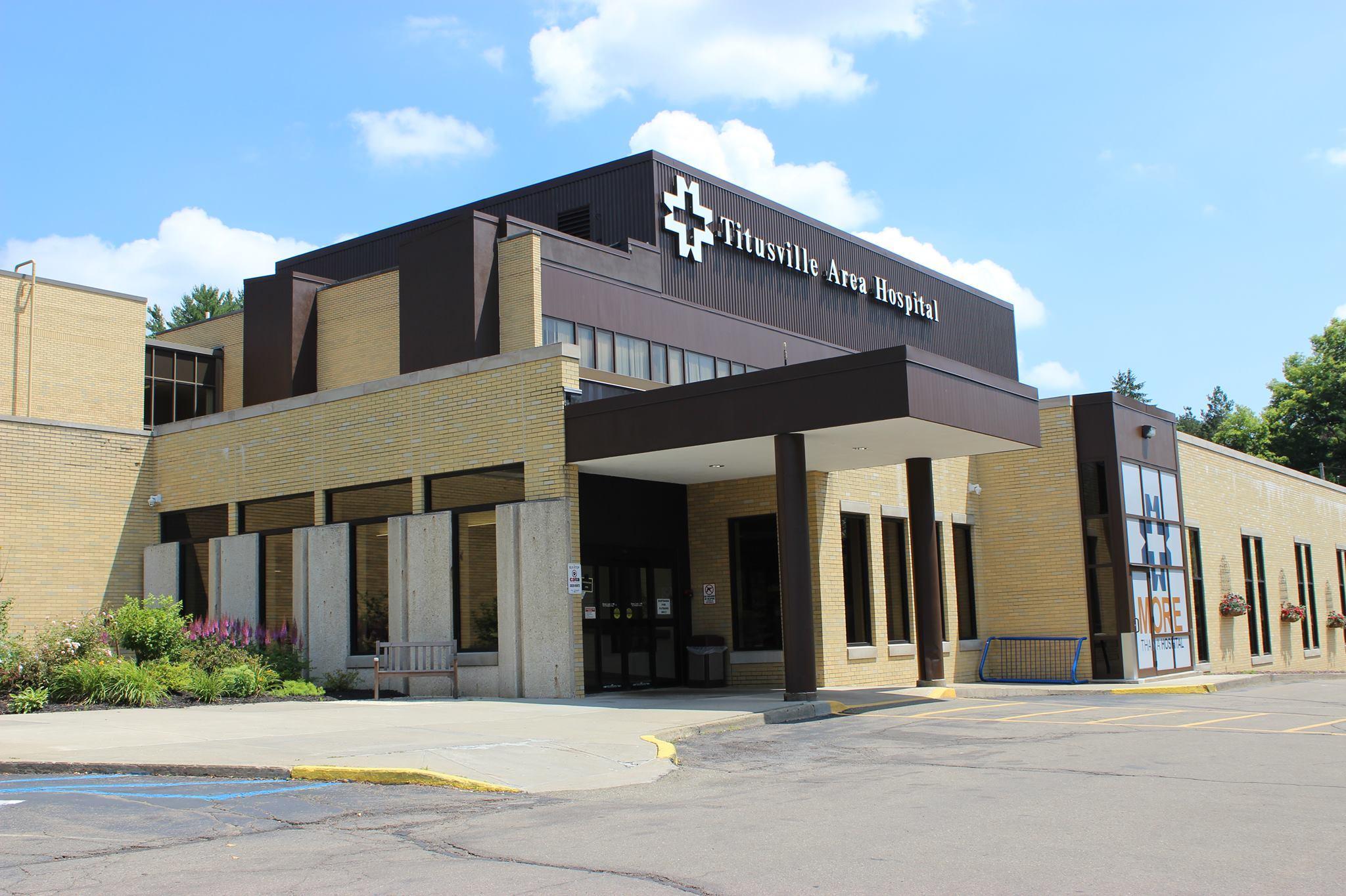 Image of Titusville Area Hospital Exterior