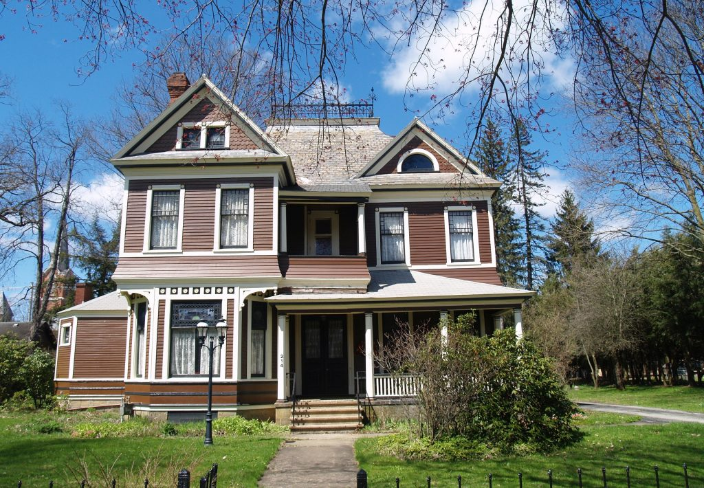 Picture of William Scheide House in Titusville, PA
