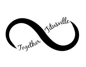 TogetherTitusville Sign