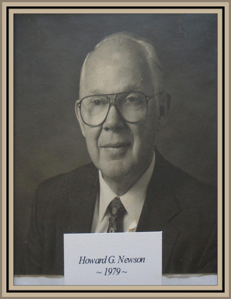 1979 Titusville Citizen of the Year - Howard G. Newsom