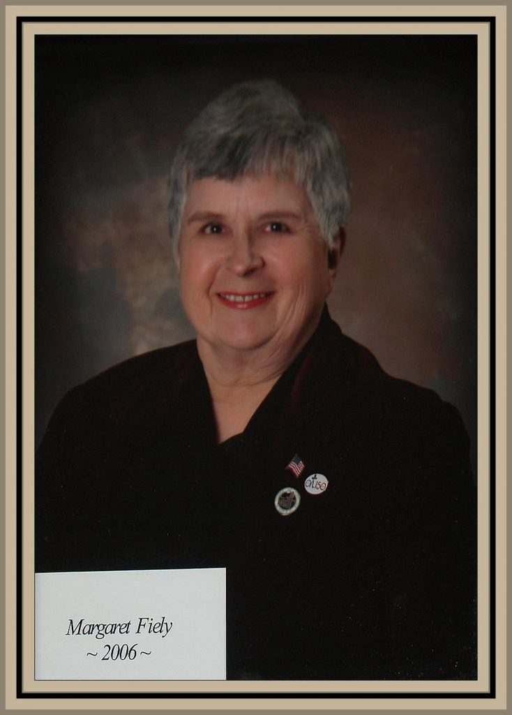 2006 Titusville Citizen of the Year - Margaret Fiely