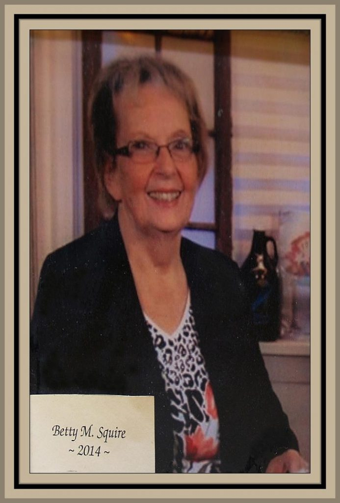 2014 Titusville Citizen of the Year - Betty M. Squire