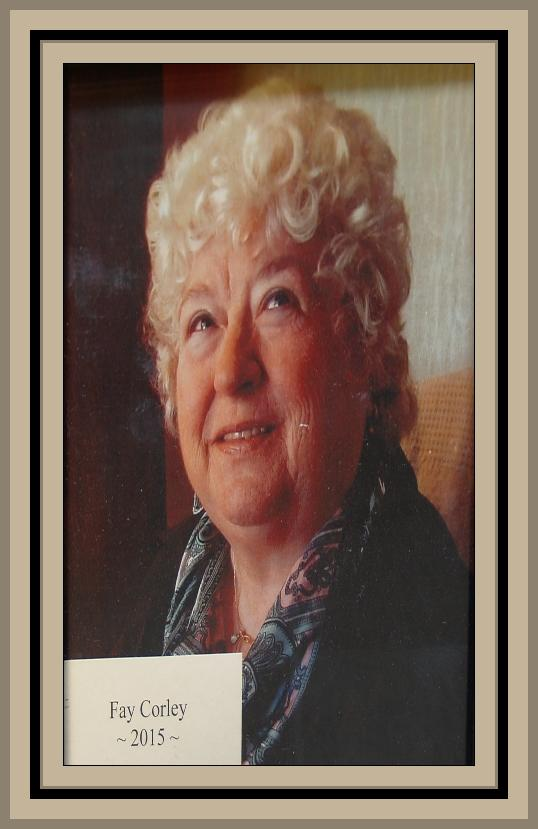 2015 Titusville Citizen of the Year - Fay Corley