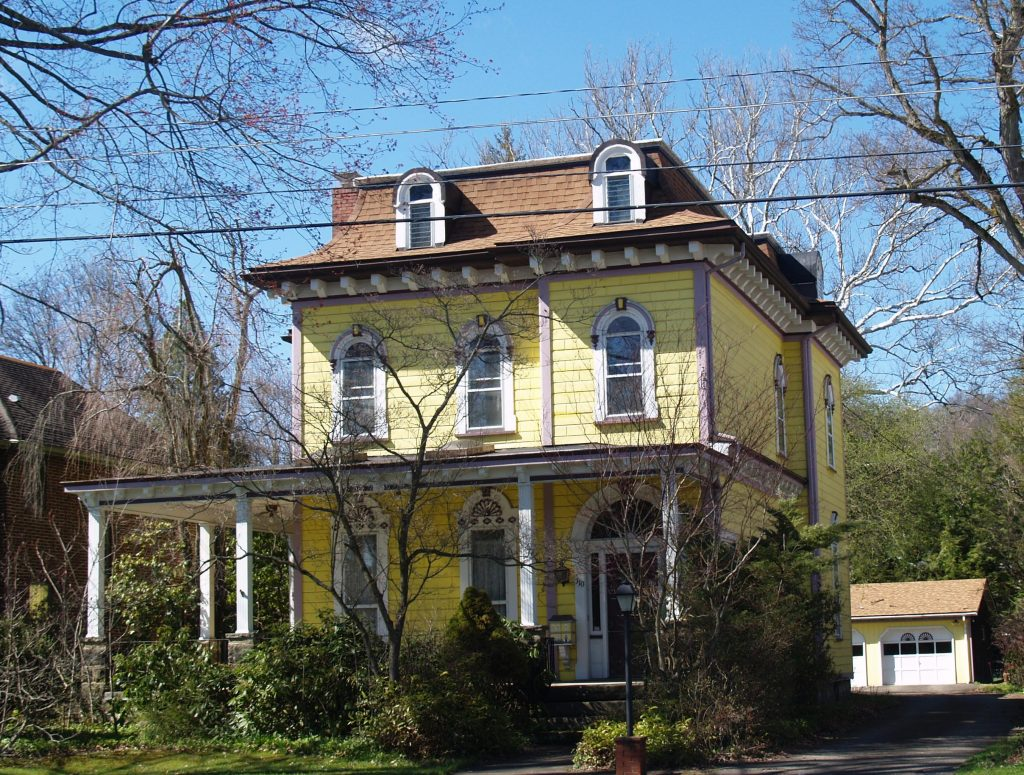 Caldwell House in Titusville, Pennsylvania