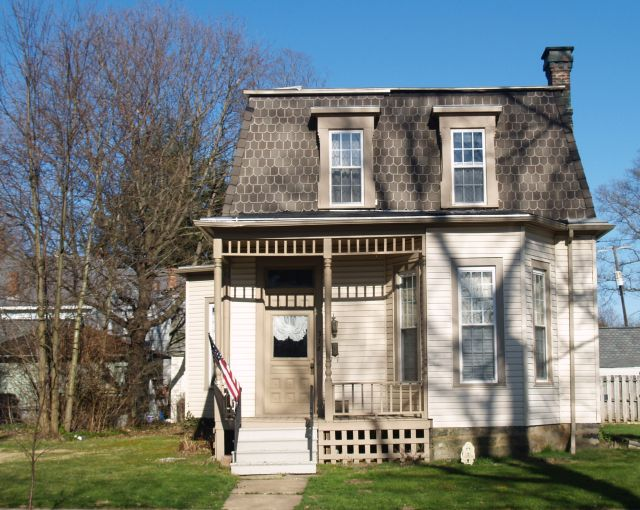 French Cottages in Titusville, Pennsylvania