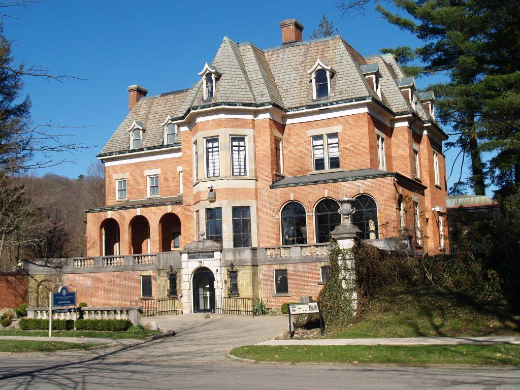 McKinney Hall in Titusville, Pennsylvania