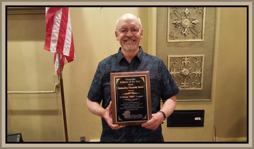 2018 Titusville Citizen of the Year